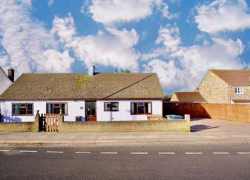 Thumbnail 3 bed detached bungalow for sale in Ramsey Road, Pondersbridge, Ramsey, Huntingdon