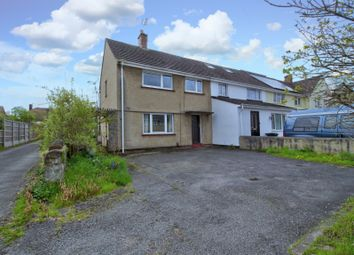Thumbnail 3 bed end terrace house for sale in Greenfield Crescent, Nailsea, Bristol