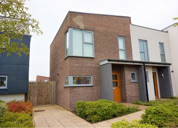 Thumbnail 2 bed semi-detached house to rent in Parson Courtyard, Gateshead