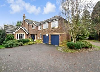 Thumbnail 5 bed detached house for sale in Soper Drive, Caterham, Surrey