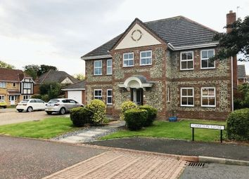 Thumbnail 5 bed detached house for sale in Chatton Close, Morpeth
