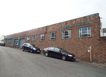 Thumbnail Industrial for sale in New Street, Walsall