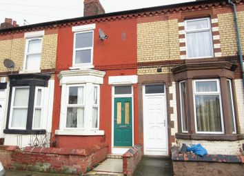 Thumbnail 2 bed terraced house for sale in Gloucester Road North, Liverpool