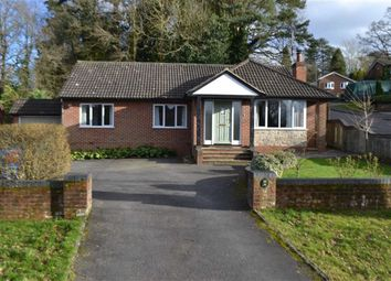 Thumbnail 3 bed detached bungalow for sale in Sidestrand Road, Newbury, Berkshire
