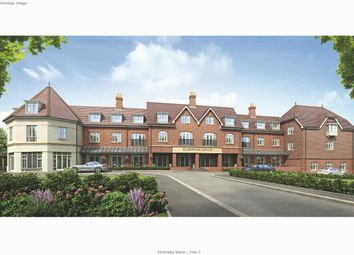 Thumbnail 2 bed flat for sale in 12 Elmbridge Manor, Essex Drive, Cranleigh, Surrey