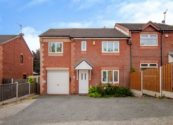 Thumbnail 4 bedroom semi-detached house for sale in Castlebeck Drive, Sheffield