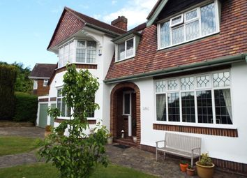 Thumbnail 4 bed detached house for sale in Broadway, Higher Bebington, Wirral