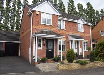 Thumbnail 3 bed semi-detached house for sale in Penshurst Way, Nuneaton