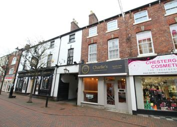 Thumbnail 2 bed terraced house for sale in Chestergate Mall, Grosvenor Centre, Macclesfield