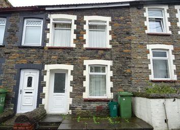 Thumbnail 2 bedroom terraced house to rent in Phillip Street, Graig, Pontypridd