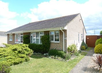 Thumbnail 2 bed semi-detached bungalow for sale in Bronte Avenue, Christchurch