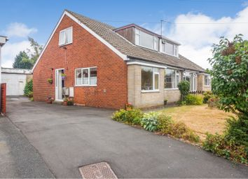 Thumbnail 3 bed semi-detached bungalow for sale in Kenilworth Gardens, Leeds