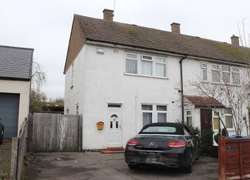 Thumbnail 2 bed end terrace house to rent in Long Elmes, Harrow