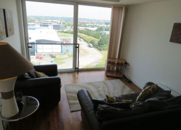 Thumbnail 1 bed flat to rent in Dock 9, 94 The Quays, Salford Quays