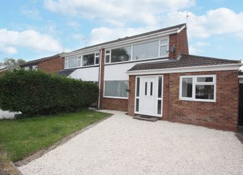 3 bed semi-detached house for sale in Grendon Close, Coventry CV4
