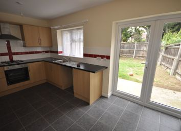Thumbnail 3 bed end terrace house to rent in Wood Lane, Dagenham