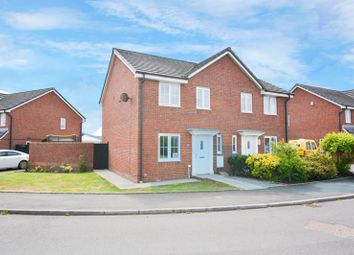 3 bed semi-detached house for sale in Weavers Avenue, Frizington CA26