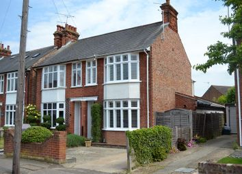 Thumbnail 3 bed semi-detached house for sale in Cambridge Road, Lexden, Colchester