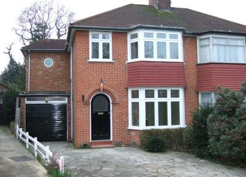 Thumbnail 4 bed property to rent in Elmbank, London