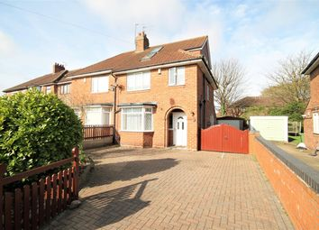 Thumbnail 4 bed semi-detached house to rent in Millfield Avenue, York, North Yorkshire