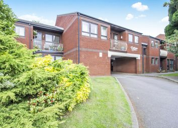 Thumbnail 2 bed flat for sale in Harborough Road, Oadby, Leicester