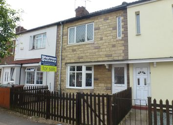 Thumbnail 3 bedroom terraced house for sale in Montagu Road, Peterborough