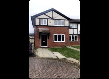 Thumbnail 3 bed semi-detached house to rent in Cloverfields, Blackburn