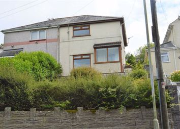 Thumbnail 2 bedroom semi-detached house for sale in Elphin Road, Swansea