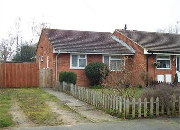 Chiltern Avenue, Farnborough, Hampshire GU14. 2 bed terraced bungalow for sale