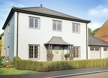 Thumbnail 4 bed detached house for sale in Beechlands Road, Medstead, Alton, Hampshire