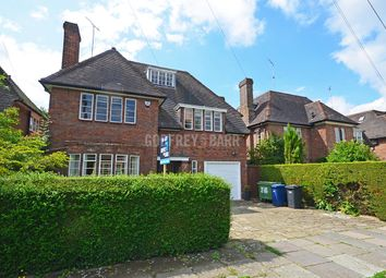 Thumbnail 5 bed detached house to rent in Kingsley Way, London