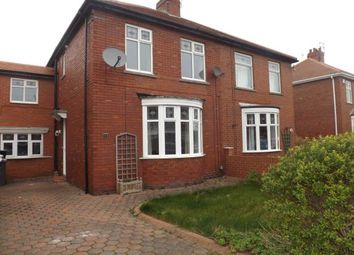 Thumbnail 3 bed semi-detached house for sale in Harton House Road, Harton, South Shields, Tyne And Wear