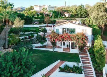 Thumbnail 5 bed villa for sale in Spain, Málaga, Marbella, El Rosario