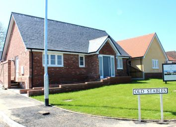 Thumbnail 2 bed detached bungalow for sale in Walton Road, Kirby Le Soken, Frinton-On-Sea