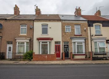 2 bed terraced house for sale in Westmoreland Street, Darlington, Durham DL3