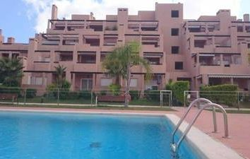 Thumbnail 2 bed apartment for sale in 30840 Alhama, Murcia, Spain