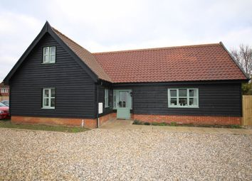 Thumbnail 4 bed barn conversion for sale in St. Peters Close, Rockland St. Peter, Attleborough