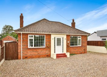 Thumbnail 3 bed detached bungalow for sale in Cromer Road, Hellesdon, Norwich