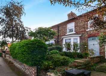 Thumbnail 3 bedroom terraced house for sale in The Village, Strensall, York, North Yorkshire