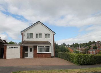 Thumbnail 3 bed detached house for sale in Sherbourne Road, Cradley Heath