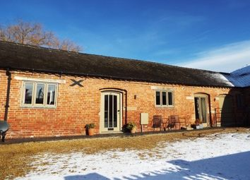 Thumbnail 2 bed barn conversion to rent in Old Hall Lane, Fradley