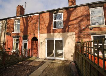 Thumbnail 2 bed semi-detached house for sale in Park View, Hasland, Chesterfield