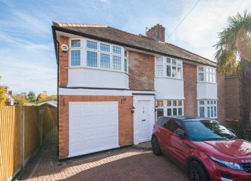 Thumbnail 3 bed semi-detached house for sale in Buckingham Gardens, Edgware, Middlesex