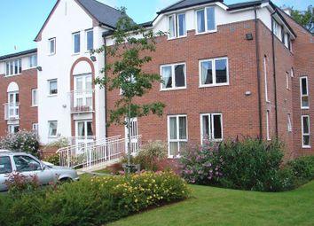 Thumbnail 1 bed flat for sale in Hazledine Court, Shrewsbury
