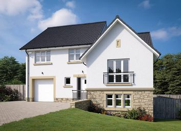 "Thumbnail 5 bed detached house for sale in ""The Innes"" at Davidston Place, Lenzie, Kirkintilloch, Glasgow"