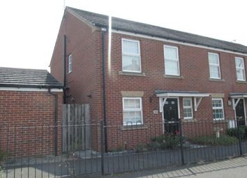 Thumbnail 2 bed semi-detached house for sale in Olive Drive, Scunthorpe