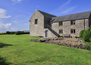 Thumbnail 4 bed barn conversion for sale in Wick Road, Llantwit Major