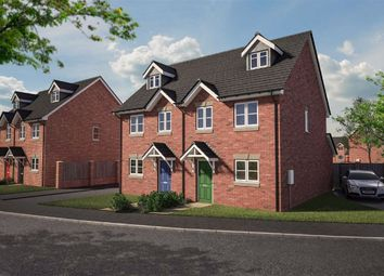 Thumbnail 3 bedroom semi-detached house for sale in Plot 7 Dolforgan View, Kerry, Newtown, Powys