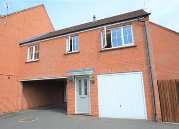 Thumbnail 1 bed property for sale in Old Station Drive, Ruddington, Nottingham
