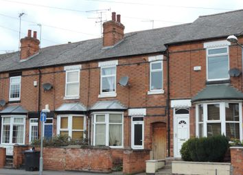 Thumbnail 3 bed terraced house for sale in Worrall Avenue, Arnold, Nottingham